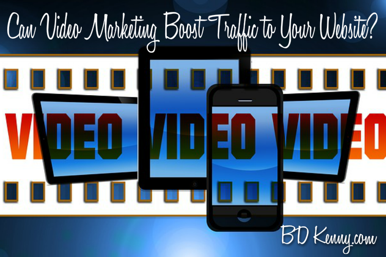 Can Video Marketing Boost Traffic to Your Website