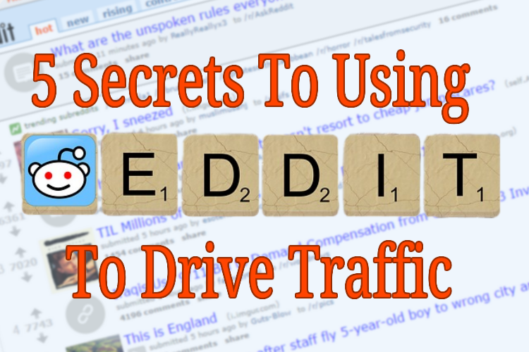 Using Reddit To Drive Traffic